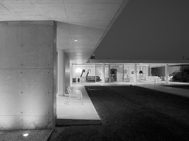 Fereos Architects corporate website, portfolio Lab21 web development